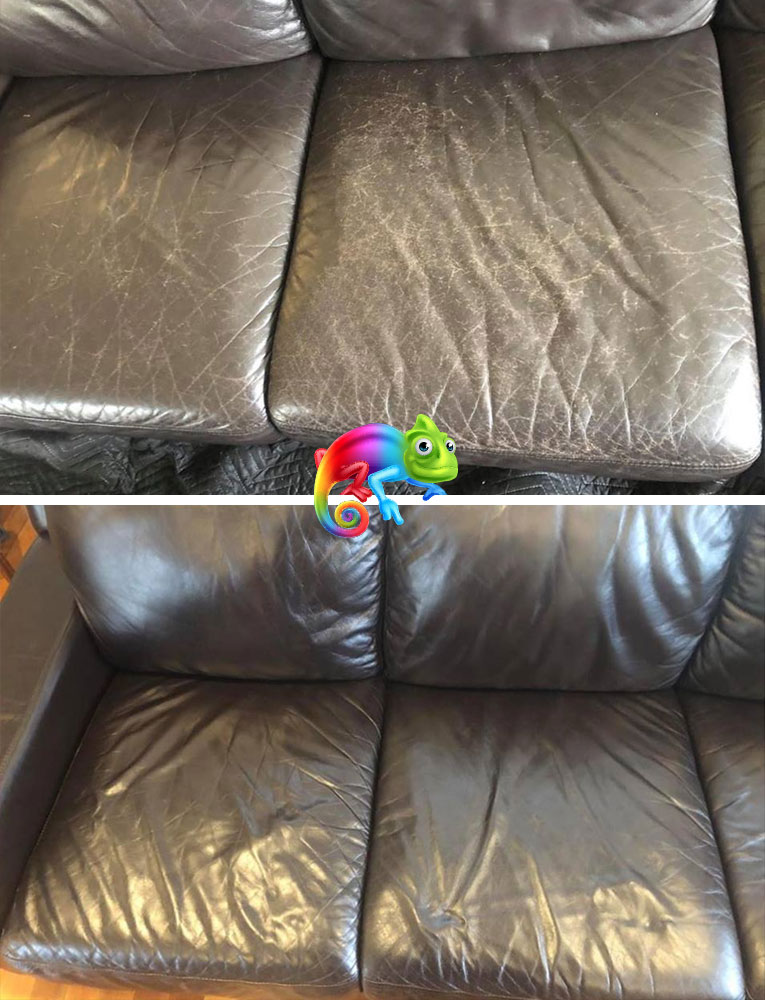 Repair Cracked Leather Couch