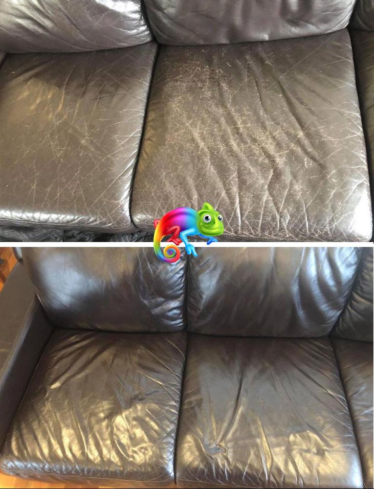 Repairing Cracked Leather Sofa